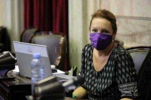"""Patricia Mounier: """"La no presencialidad es una decisión sanitaria"""""""