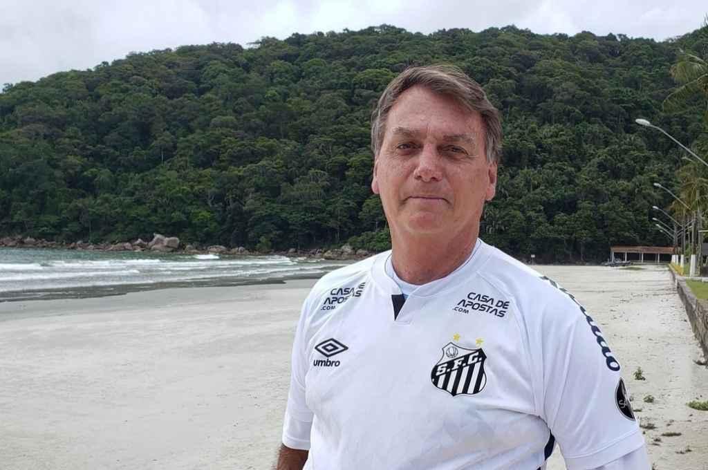 Siempre polémico. Jair Bolsonaro, presidente de Brasil     Crédito: Internet