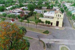 San Jerónimo del Sauce: renovarán la avenida frente a la histórica capilla
