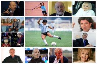 In Memoriam: las personalidades argentinas que fallecieron durante 2020