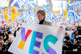 Escocia vuelve a pensar en su independencia del Reino Unido tras un Brexit que no la conforma