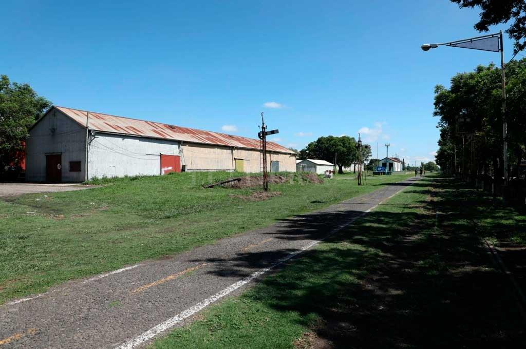 Son 22,4 hectáreas de terrenos fiscales detrás de la ex Estación Belgrano, en barrio Candioti norte. Crédito: Gentileza