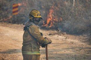 Tres provincias continúan con incendios forestales activos