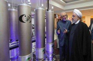 Irán activó nuevas centrífugas de enriquecimiento de uranio