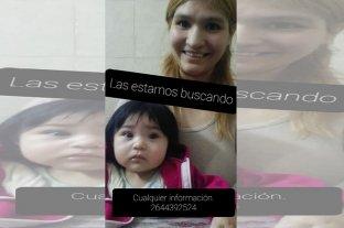 Desaparecidas en San Juan: buscan a Eva Celina Turte y a su beba de ocho meses