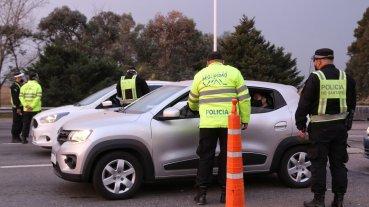 Rutas provinciales: pese a tener prohibido beber, un camionero registró un alcoholemia de 2.13 este fin de semana