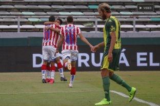 Unión derrotó a Aldosivi en Mar del Plata y sigue con vida en el torneo