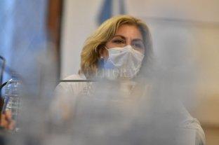 """Martorano: """"Hoy estamos en un punto de inflexión, la pandemia está muy activa"""""""