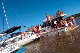 Paraná extrema medidas de control en embarcaciones tras el incidente del domingo