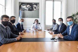 El Gobierno firmó un acuerdo con Entre Ríos para el desarrollo de una obra hídrica