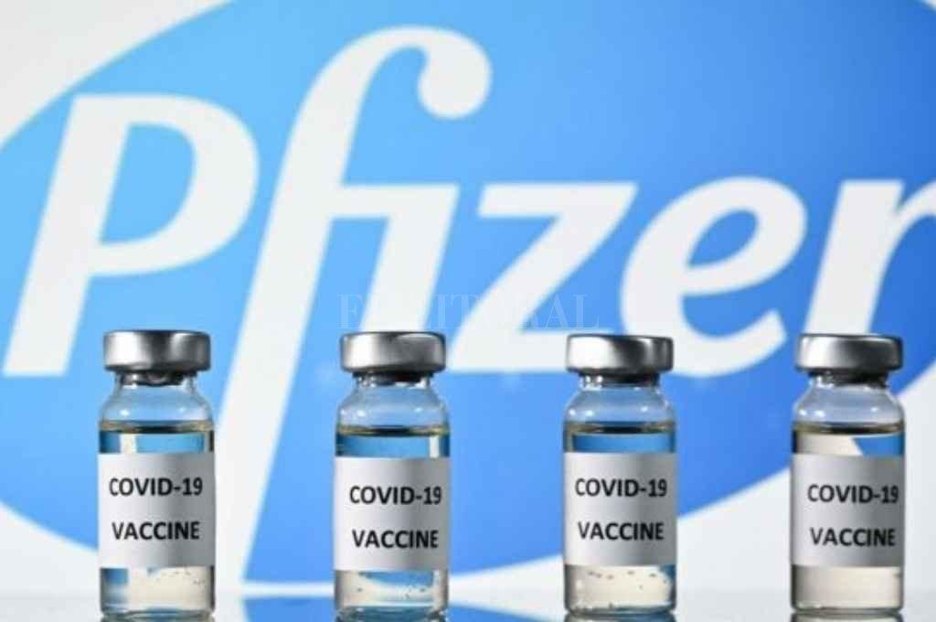 Dosis de vacuna Pfizer/BioNTech. Crédito: Gentileza