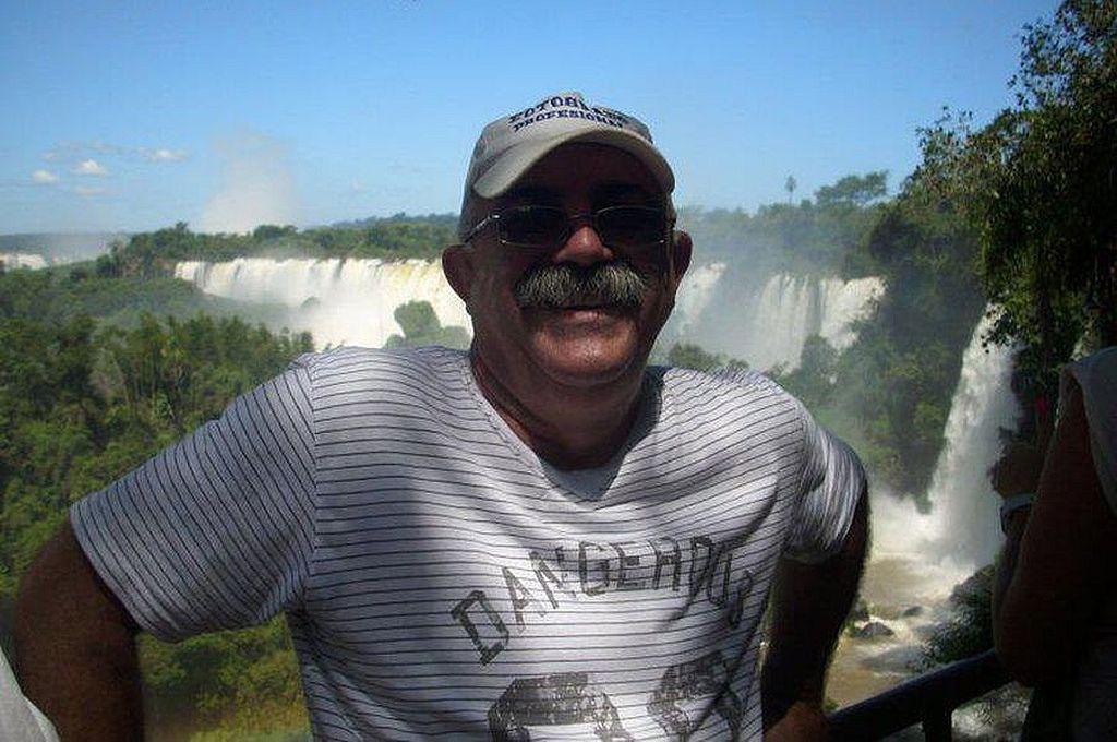 Hugo Daniel Salvatelli tenía 62 años y se desempeñaba como jefe de seguridad de un evento autorizado que se realizó en el Parque René Favaloro de San Justo. Crédito: Facebook
