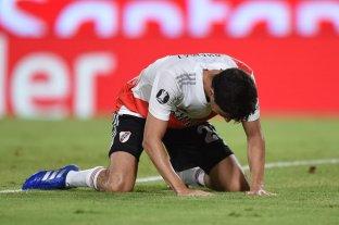 River fue goleado como local por Palmeiras en la ida de la semifinal de Copa Libertadores