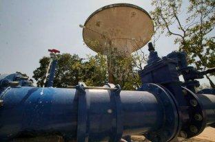 Turbiedad del agua en Santo Tomé: es por  el aumento de presión, dijo el municipio