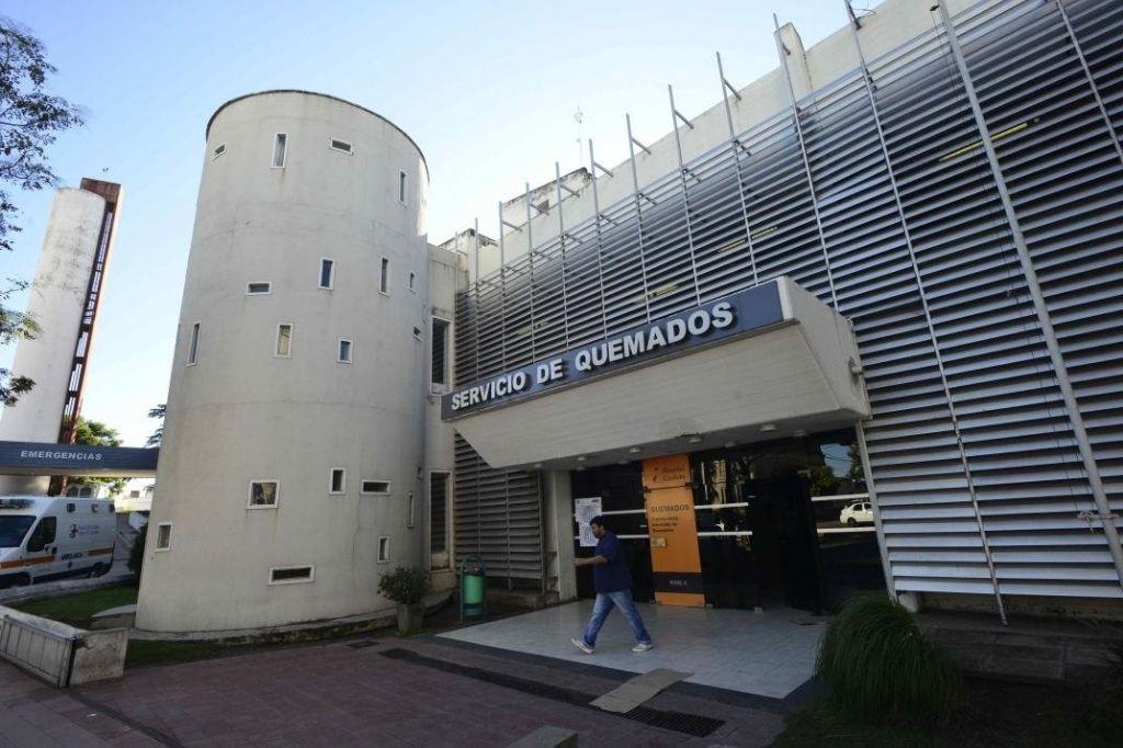 Instituto del Quemado de Córdoba Crédito: Gentileza