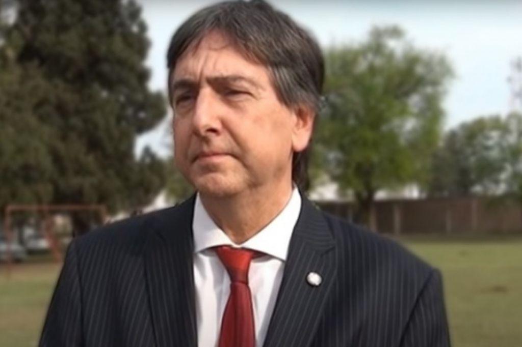 Pedro Salas, presidente de la Sociedad Rural de Córdoba Crédito: Gentileza