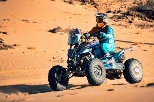 Dakar 2021: el bonaerense Andújar gana la cuarta etapa en cuatris
