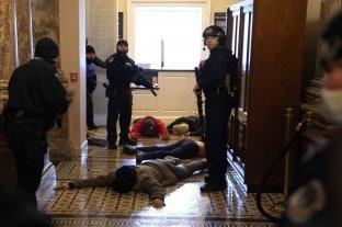 La policía publicó fotos de las personas buscadas por los disturbios en el Capitolio