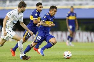 Boca empató sin goles con Santos por la semifinal de ida de la Copa Libertadores
