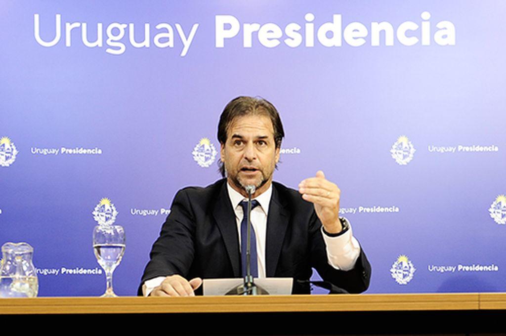 Crédito: Presidencia de la República Oriental del Uruguay
