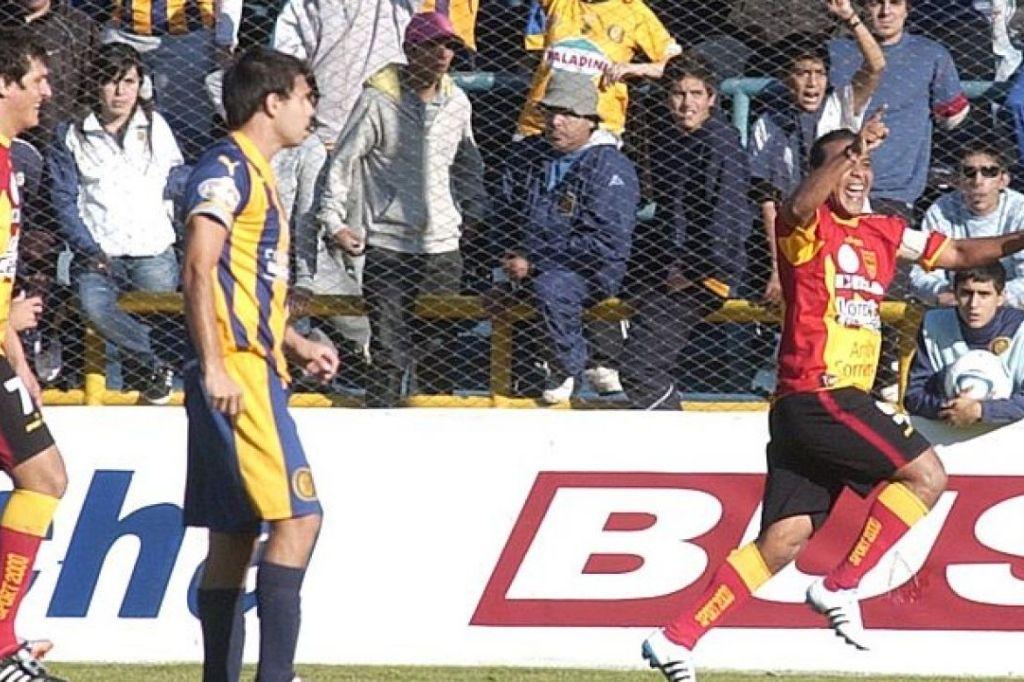 La única victoria de Boca Unidos en Rosario fue en el 2011 Crédito: Gentileza