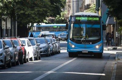 Rosario pone en marcha el nuevo servicio de transporte urbano