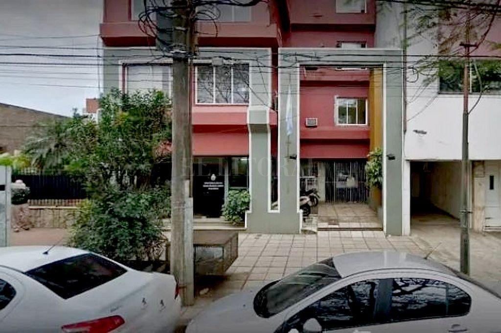 Sede del juzgado en la capital misionera. Crédito: Captura digital - Google Maps Streetview