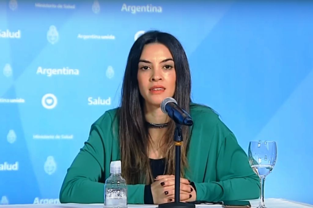 Yanina Martínez, secretaria de Turismo de la Nación Crédito: Gentileza