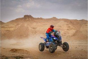 Dakar 2021: Cavigliasso sigue líder en cuatriciclos, pero Benavides resignó la punta en motos