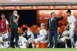 Dos jugadores de Santos dieron positivo a coronavirus: habrían jugado contagiados ante Boca