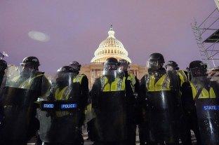 Falleció el policía herido durante el asalto al Capitolio