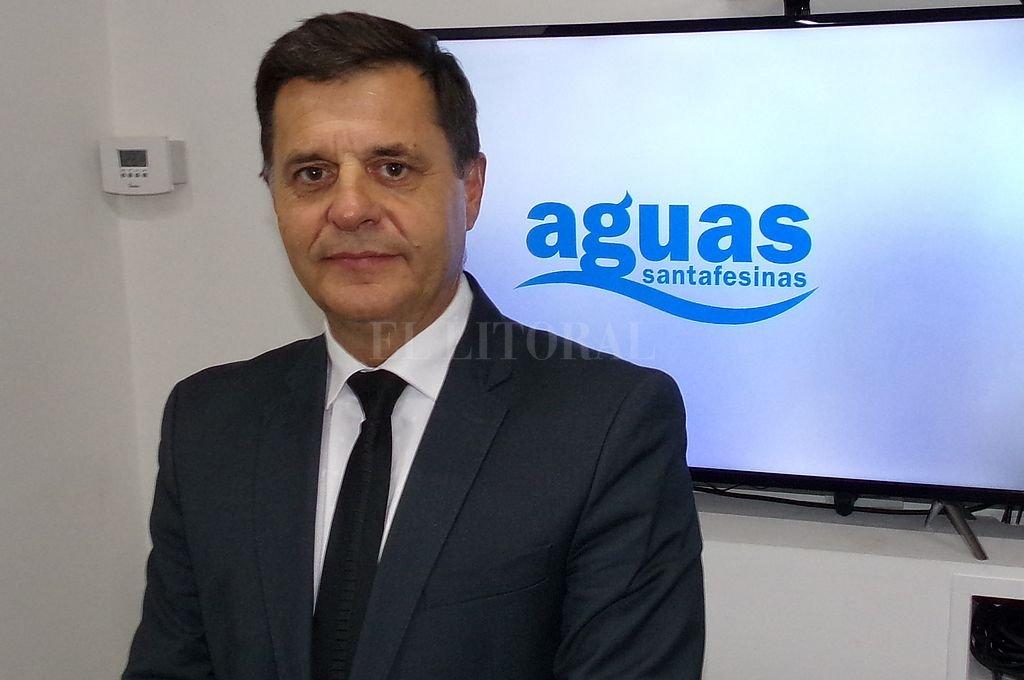 Hugo Morzán, presidente de Assa. Crédito: Archivo El Litoral