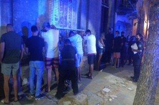 Desactivaron dos fiestas clandestinas durante la madrugada en la ciudad de Santa Fe