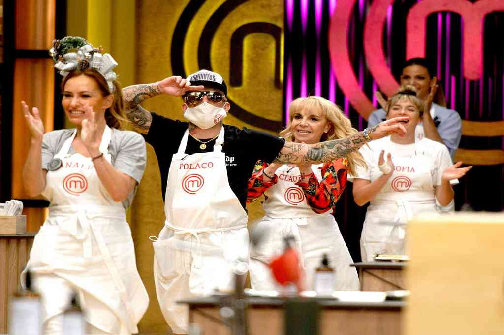 Noche de sorpresas en Masterchef Celebrity: ya están los finalistas