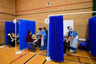 Reino Unido en alerta por un aumento en la propagación de la variante india del coronavirus