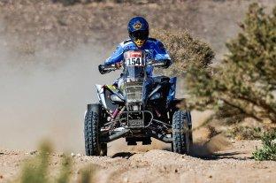 Cuatriciclos: el argentino Manuel Andújar sigue liderando el Dakar