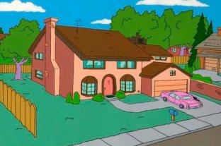 Viral: la casa de Los Simpson rediseñada en varios estilos arquitectónicos