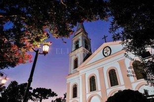 El parque de la parroquia San Lorenzo Mártir recupera su esplendor