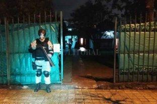 Detuvieron a un hombre que vendía cocaína en Villa Carlos Paz