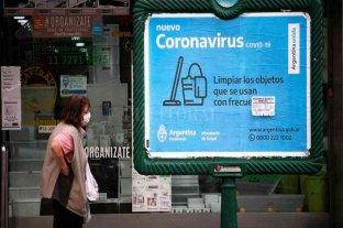 Entre Ríos registró más de 500 casos diarios de coronavirus