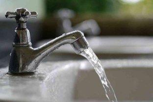 Habrá baja presión de agua en el noreste de la ciudad