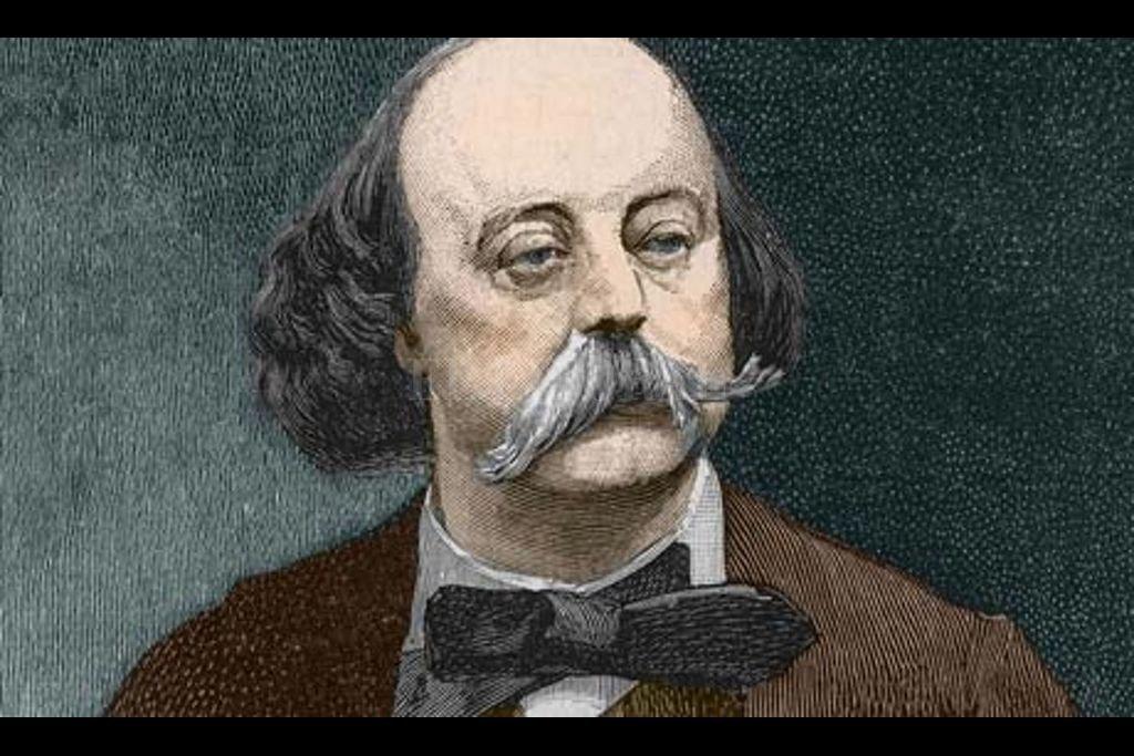Gustave Flaubert fue uno de los mayores exponentes del realismo.