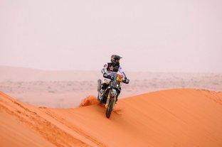 Rally Dakar: el argentino Luciano Benavides abandonó la competencia
