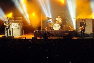 Divididos retoma en Rosario los shows en vivo con público