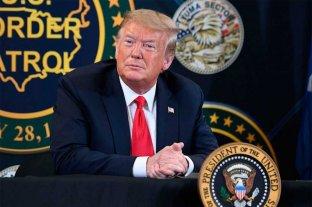 """Trump dijo que los intentos de destituirlo causan """"enorme ira"""" entre sus partidarios -  -"""
