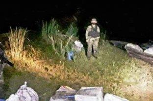 La Prefectura detuvo a los siete involucrados en una operación de narcotráfico en Santa Fe