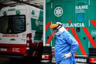 Se confirmaron 194 muertes y 13.783 nuevos contagios de coronavirus en el país