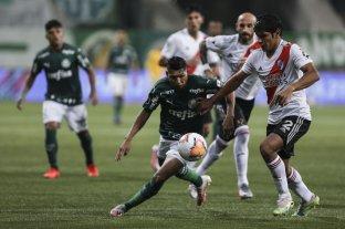 River venció a Palmeiras pero no le alcanzó para llegar a la final de la Copa Libertadores