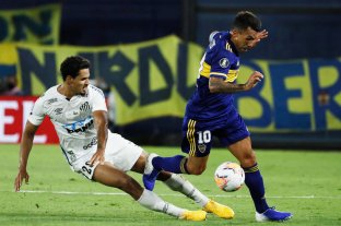 Copa Libertadores: Boca se enfrenta al Santos por un pase a la final
