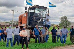 Última jornada de protesta del campo tras la marcha atrás del gobierno con el maíz